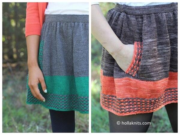 New Girl Knitting Pattern