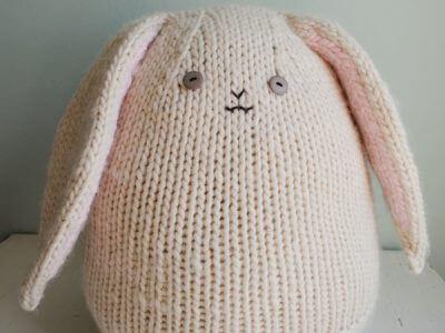 Big Cuddly Bunny