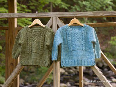 Izaiah's Pullover