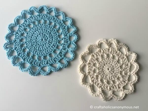 Crochet Doily Trivets