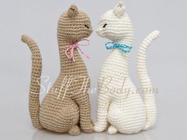 Cat Princess Amigurumi Pattern