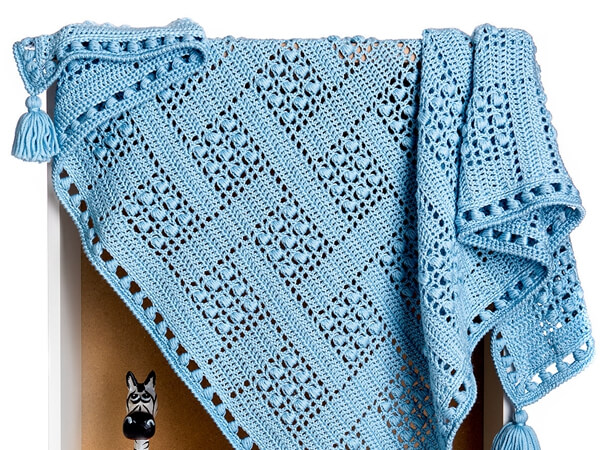 EAP Dream Catcher Baby Blanket