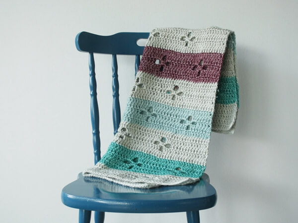 Funky Fifties Retro Blanket