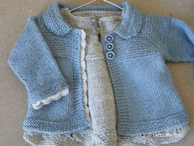 Charlee Baby Girl Jacket
