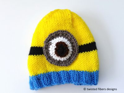 Kids Minion Hat