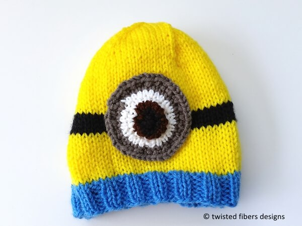Kids Minion Hat Share A Pattern