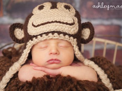 Marvin the Monkey Hat Pattern