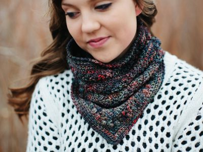 The Casper Mountain Cowl