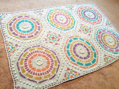 Original Crochet Blanket Pattern