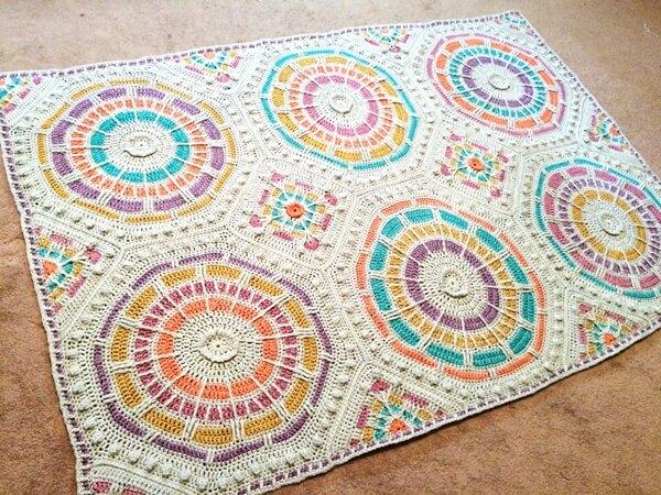 Original Crochet Blanket Pattern