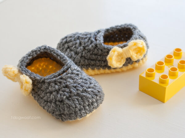 PIPER JANE BABY SHOES