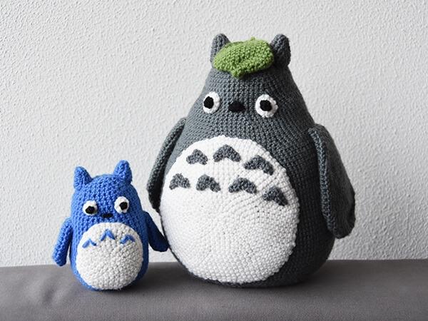 Totoro and Chu Totoro