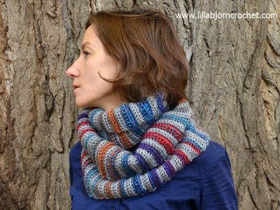 Forest Fog Cowl