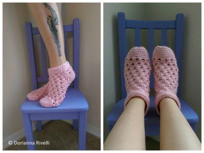 Lazy Daisy Socks