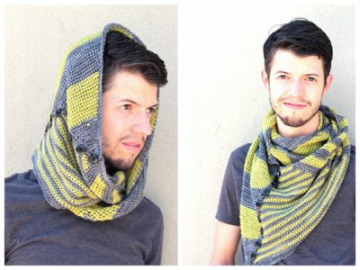 Tectonic Convertible Cowl