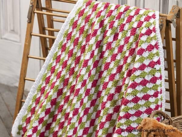 Dewdrops Baby Blanket