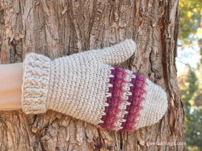 Tree Hugger Mittens