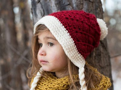 Crochet Frieda Slouchy Hat