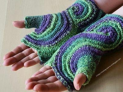 Octavo Fingerless Gloves