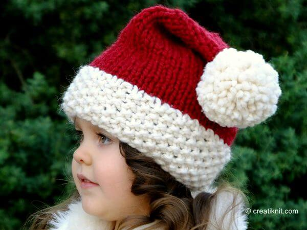 The Santa Cutie Hat