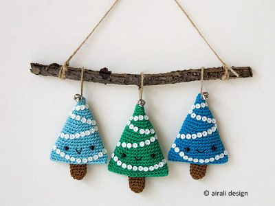 Alberelli Christmas decoration