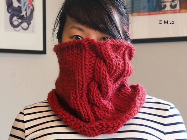 Two Cable Cowl