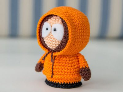 "Kenny McCormick from ""South Park"""