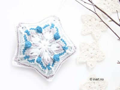 Merry Christmas – Crochet A Star