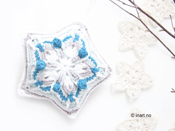 Merry Christmas – Crochet A Star