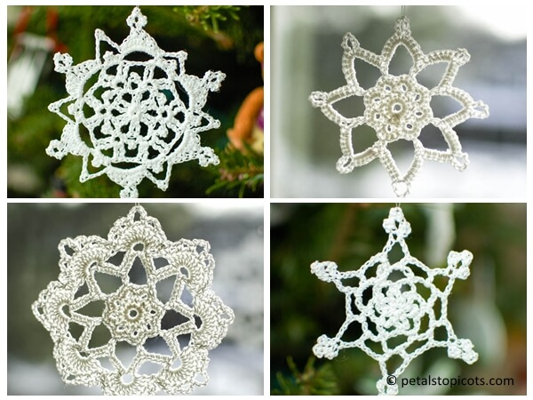 Free Snowflake Crochet Patterns Share A Pattern
