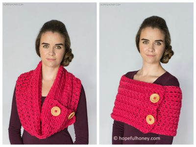 Coral Sea Scarf & Wrap