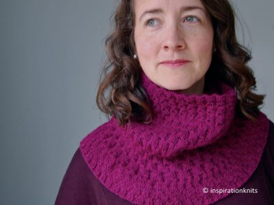 Maltings a gorgeously textured cowl