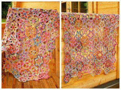 Lily Crochet Blanket
