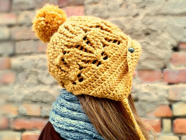 Vicky Hat Crochet Pattern