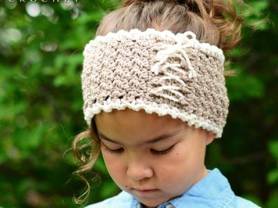 Cottage Chic HeadWrap