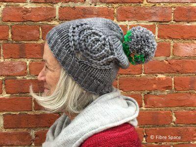 Lace Hunk Hat