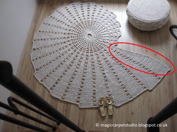 Seashell Carpet Rug Share A Pattern