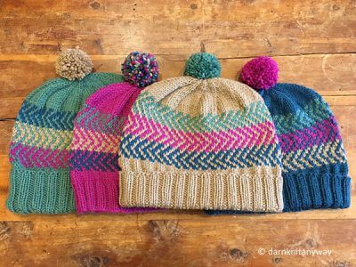 Wherever it Points Beanie