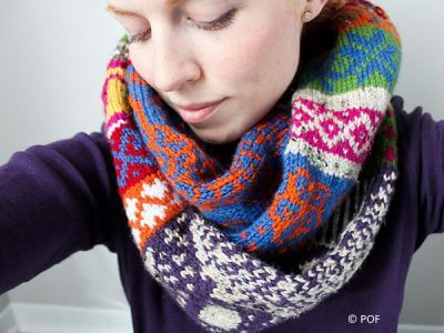 'My Favourite Things' Infinity Scarf