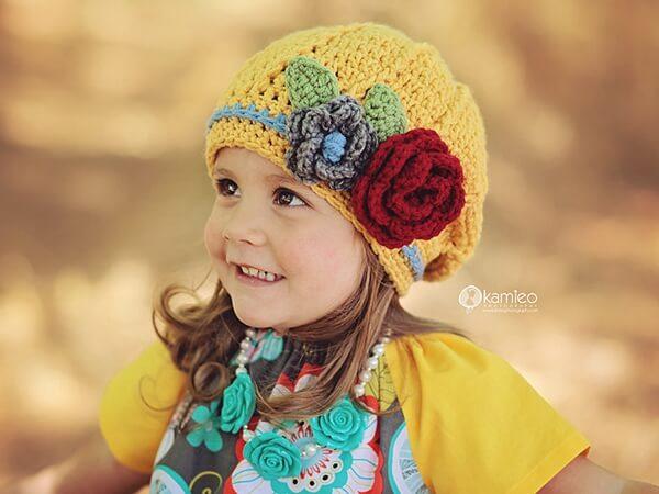 CLARA Slouch Hat