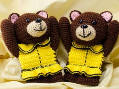 Bear Mitts