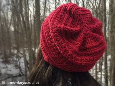 THE MARION SLOUCH HAT