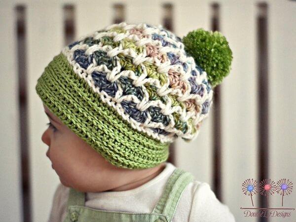 Vintage Love Slouchy Bonnet