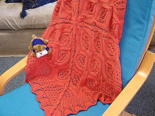 Serenity Baby Blanket