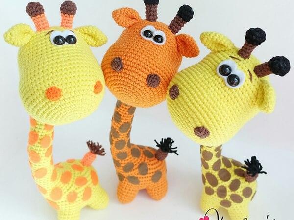 Gunther the Giraffe