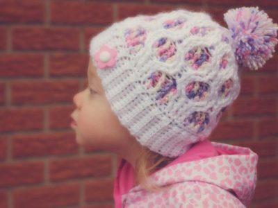 crochetVintage Love Slouchy Bonnet easy pattern