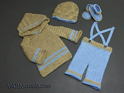 Baby Boy Knickers with Suspenders