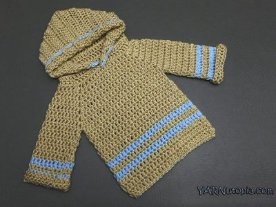 Infant Pullover Hoodie