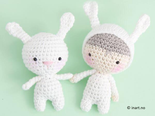 Free Crochet Bunny Pattern Share A Pattern