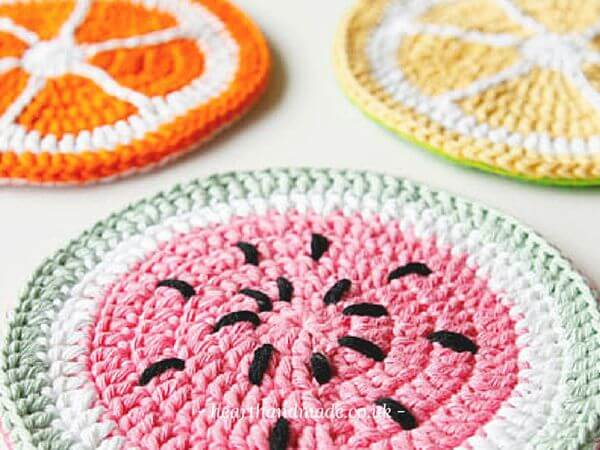 FRUITY POTHOLDERS
